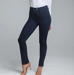 NYJD Shape Slim Straight Jeans NWOT